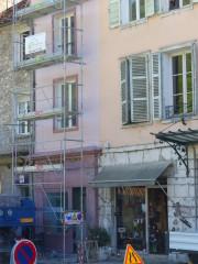 renovation facade 15 rue de la république