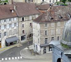 Capture facades hotel de villle